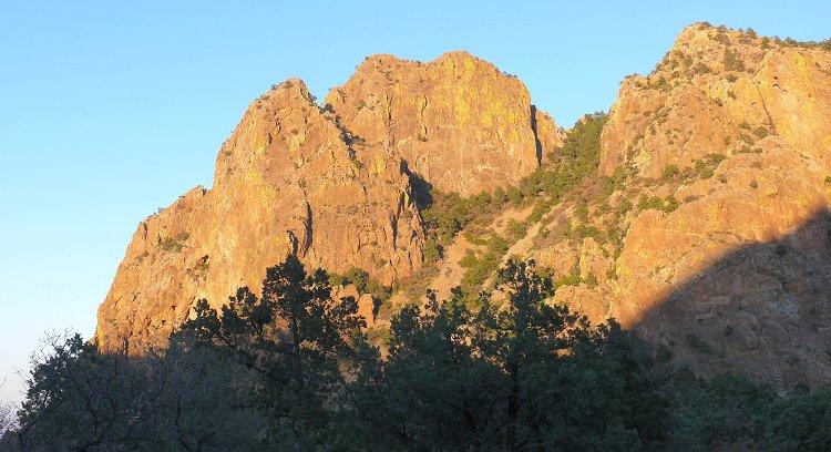 chisos-mountains-at-sunset