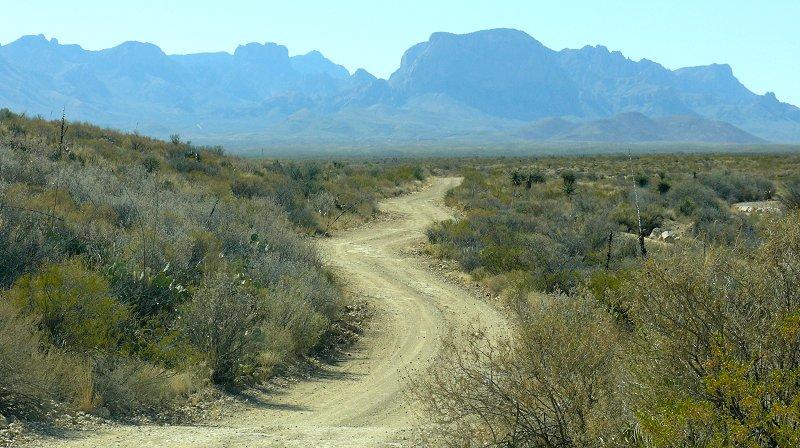 dirt-road