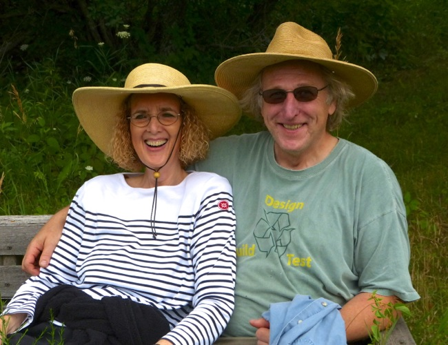 Steve and Catherine 8-4-13 2