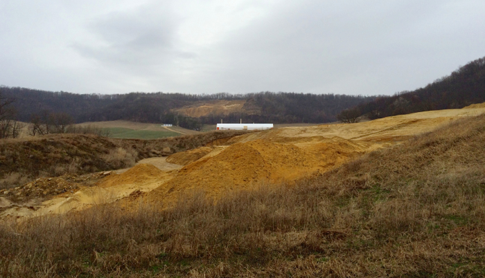 Segerstrom mine 2
